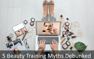 Let's debunk 5 common beauty training myths
